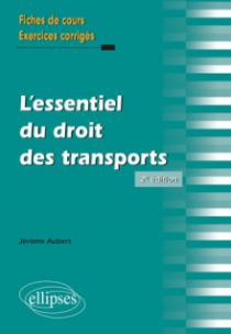 L'essentiel du droit des transports - 2e édition