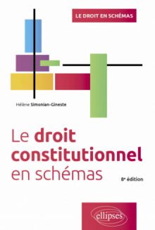 Le droit constitutionnel en schémas - 8e édition