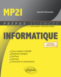 Informatique MP2I - Nouveaux programmes