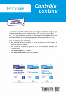 Spécialité Sciences économiques et sociales - Terminale - Nouveaux programmes - 2e édition