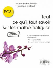 Tout ce qu'il faut savoir sur les mathématiques en PCSI