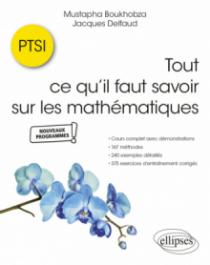 Tout ce qu'il faut savoir sur les mathématiques en PTSI