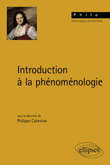 Introduction à la phénoménologie