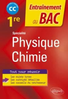 Spécialité Physique-chimie - Première