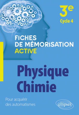 Physique-chimie - 3e cycle 4