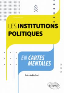 Les institutions politiques en cartes mentales