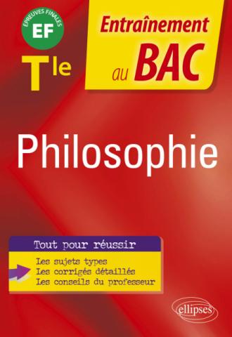 Philosophie, Terminale