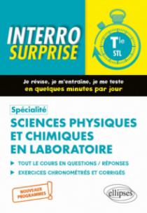 Spécialité Sciences physiques et chimiques en laboratoire - Terminale STL