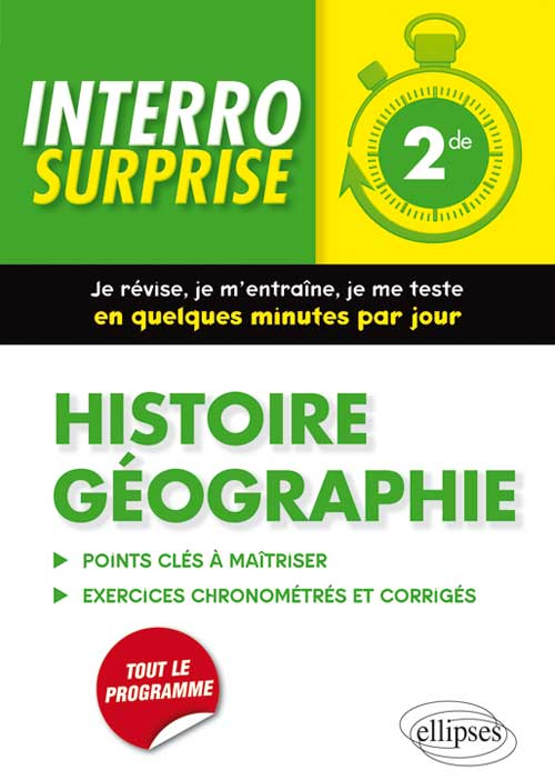 Histoire-G�ographie - Seconde