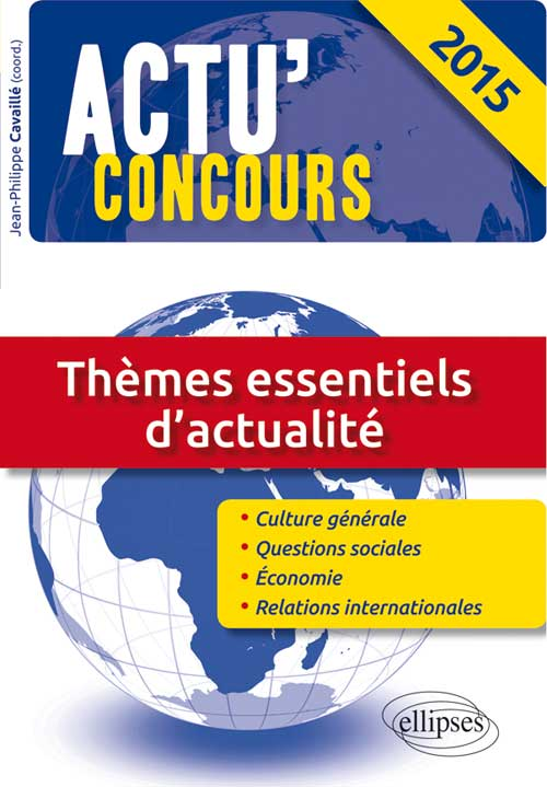 Th�mes essentiels d�actualit� - 2015