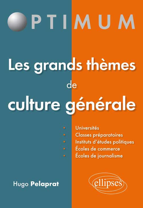 Les grands th�mes de culture g�n�rale