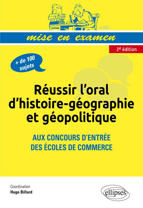 Oral D'Histoire 47