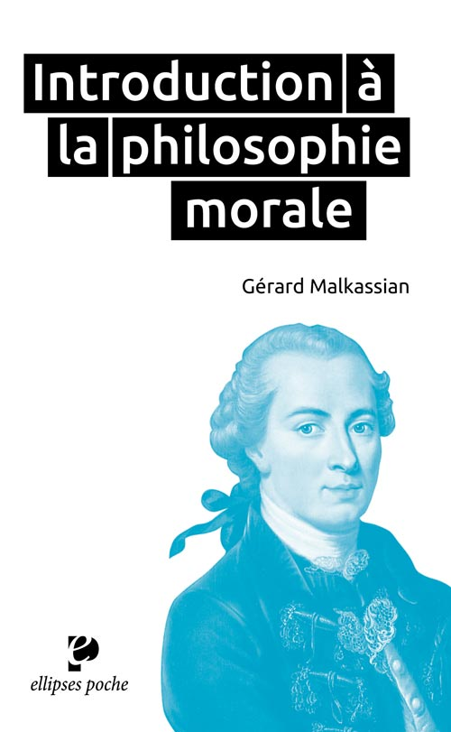 Introduction � la philosophie morale