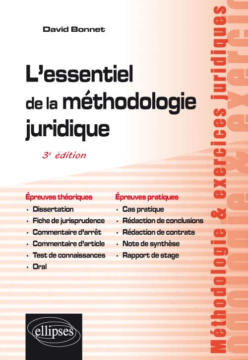 Dissertation droit administratif methodologie