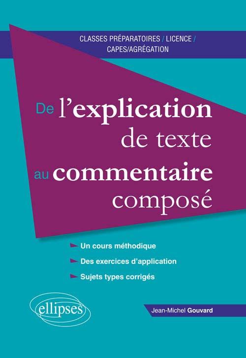 techniques de la dissertation litteraire Page 2/3 i les regles generales de la dissertation la dissertation est un exercice littéraire intégralement rédigéc'est d'ailleurs la différence fondamentale et.