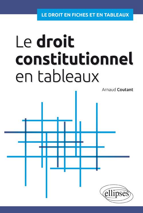 Connu Droit constitutionnel - tous les livres pour concours prépas  CK31