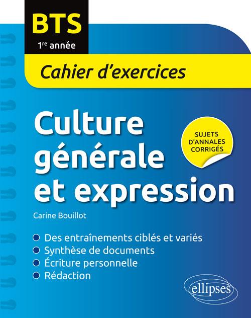 Culture générale bts muc 2018
