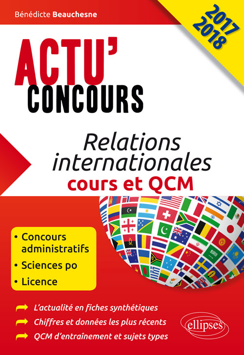 Relations internationales - concours 2017