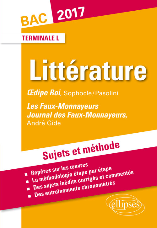ellipse litterature