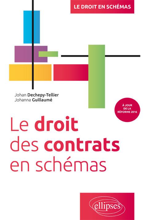 Droit En Schémas Le Droit Des Contrats En Schémas Editions Ellipses