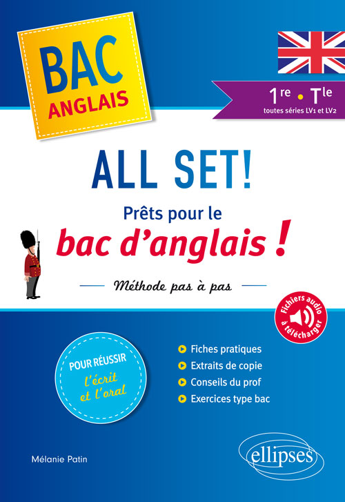 Bac En Vue Anglais Preparation Et Revision Intensives