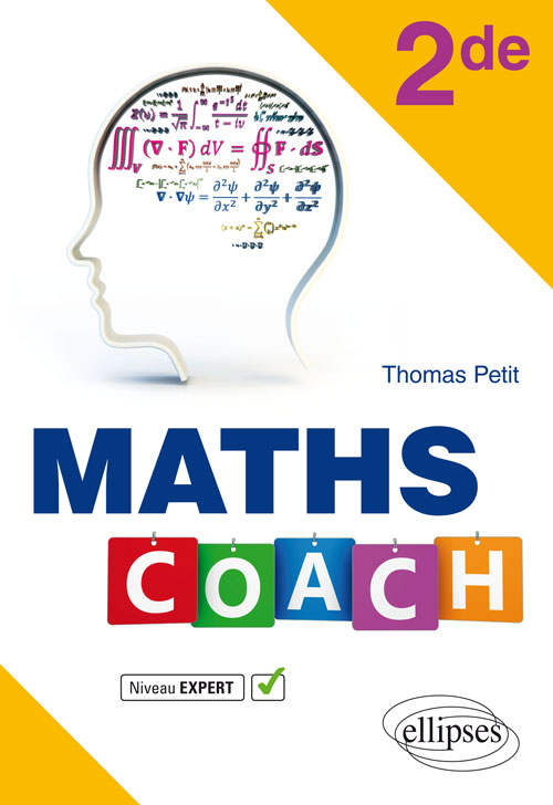 Maths Coach Seconde niveau expert