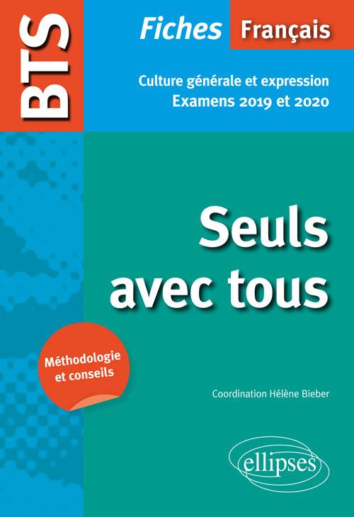 Bts Francais Culture Generale Et Expression Nouveau