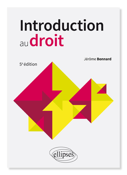 Introduction au droit - 5e édition