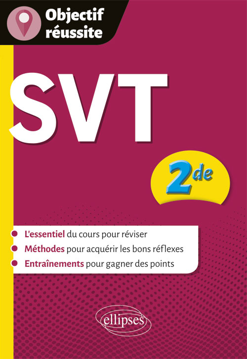 SVT - Seconde