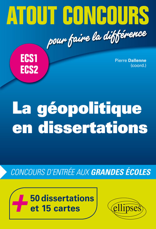 La géopolitique en dissertations