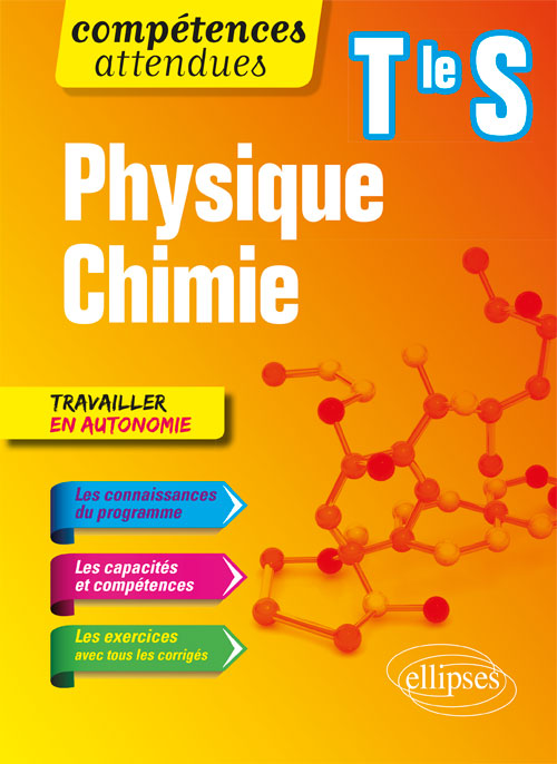 Physique chimie - Terminale S
