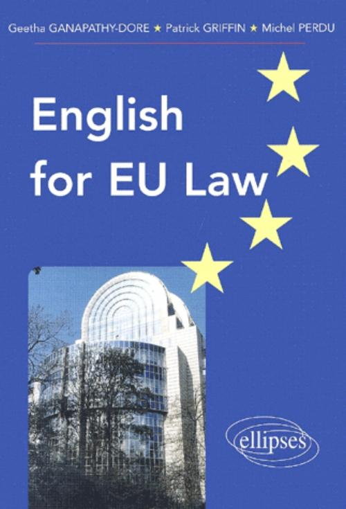 English for EU law