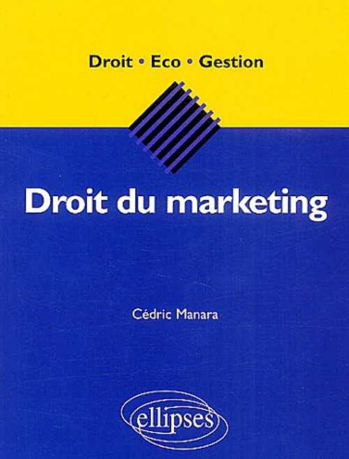 Le droit du marketing