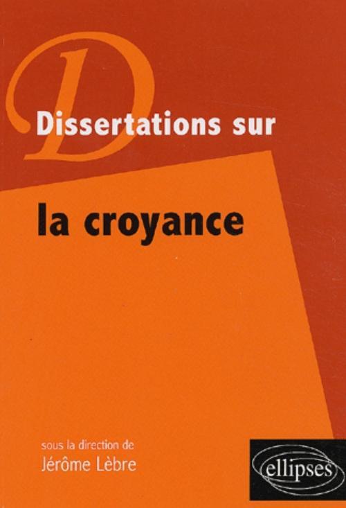 Dissertation Biographie