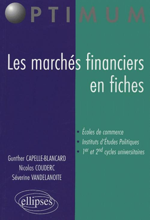 Les march�s financiers en fiches