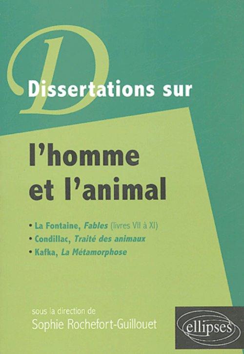Conclusion De Dissertation Sur La Fable