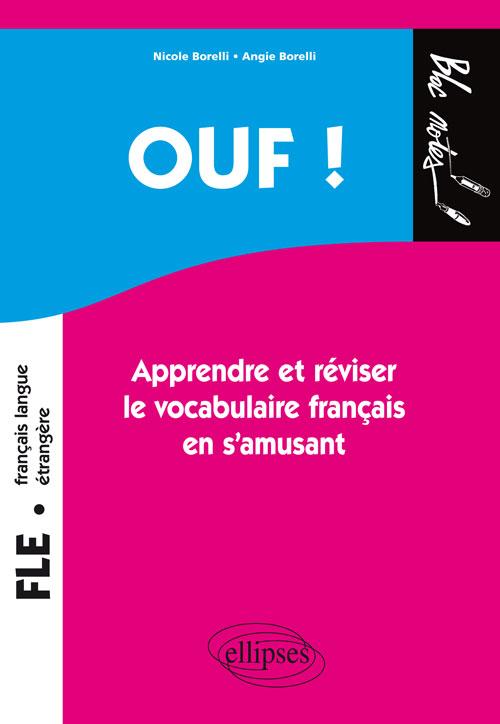 Populaire Ouf ! Apprendre et réviser le vocabulaire français en s'amusant  MN92