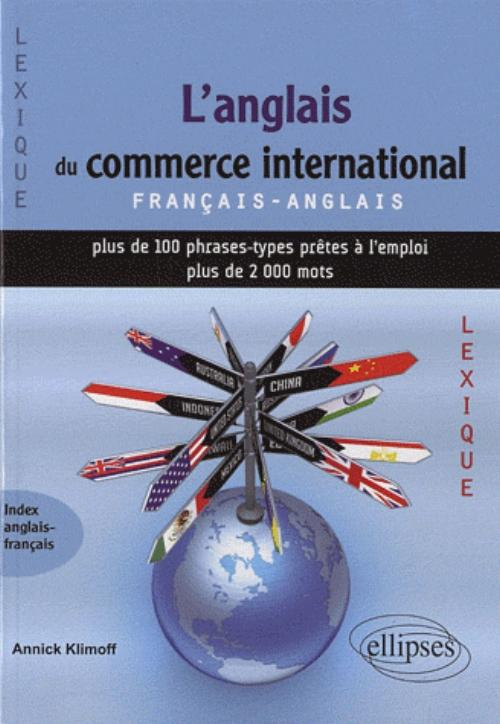 L'anglais du commerce international • Lexique
