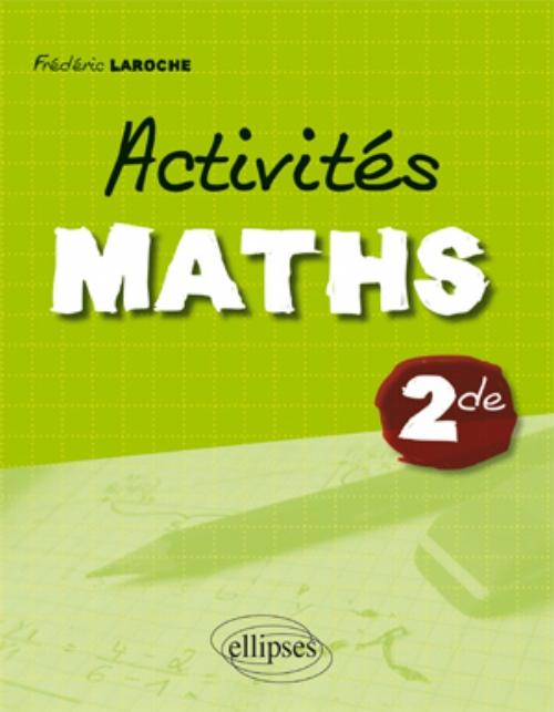 Activit�s maths classe de seconde