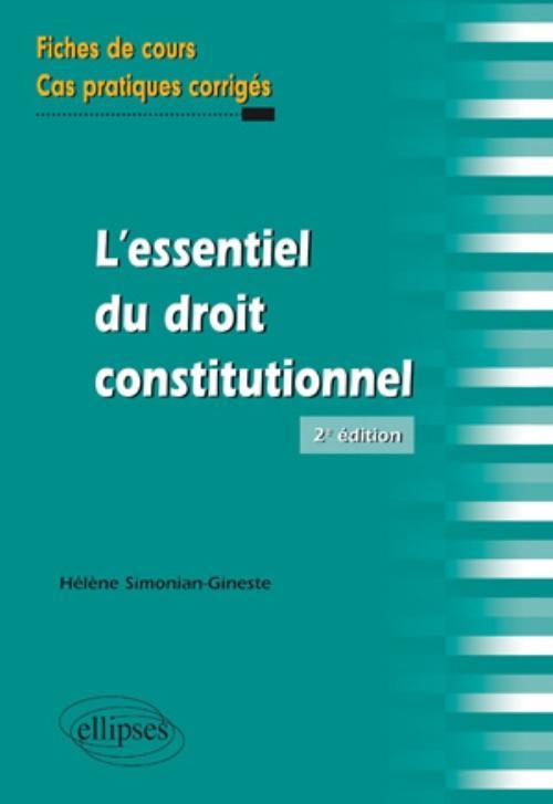 Mthodologie dissertation droit constitutionnelle