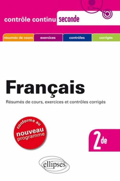 Fran�ais. Seconde