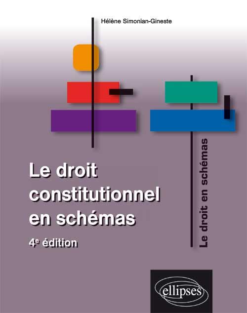 Préférence Le droit constitutionnel en schémas. 4e édition - Droit - aux  NW53