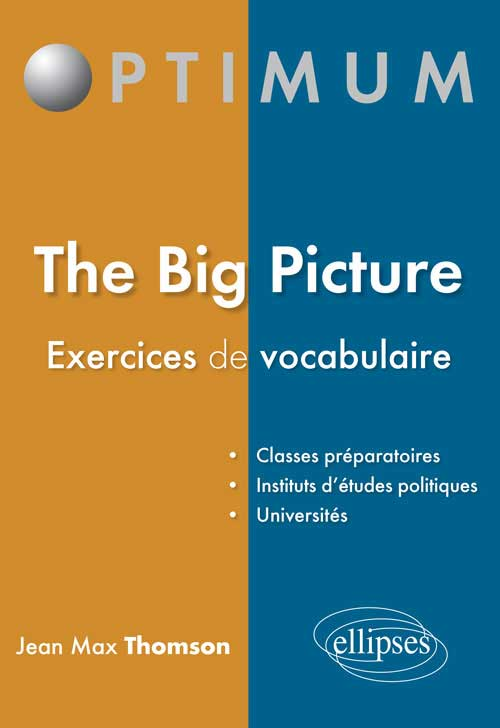 The Big Picture - Exercise Book