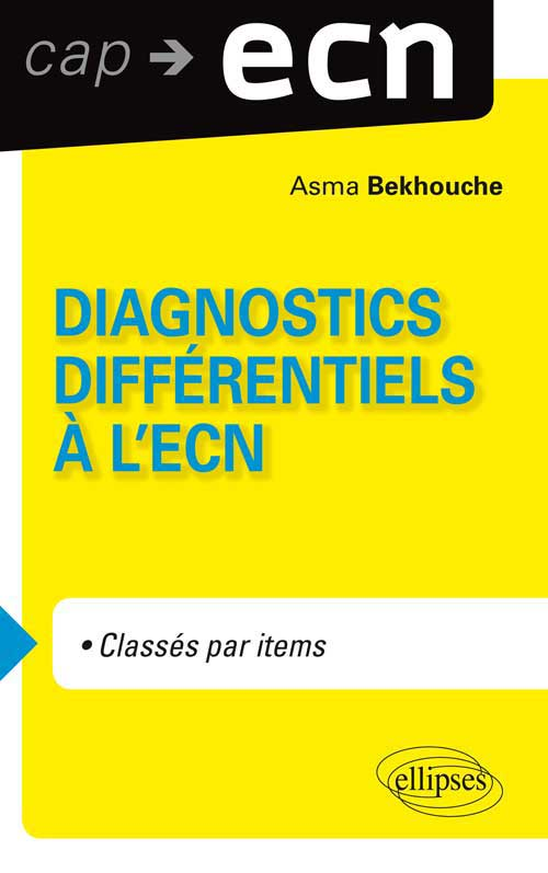 Diagnostics diff�rentiels � l'ECN