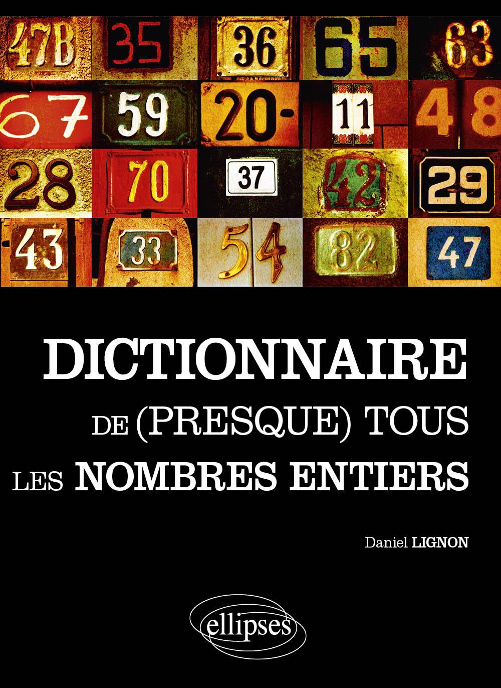 Le dictionnaire de presque tous les nombres entiers for Nombre 13 signification