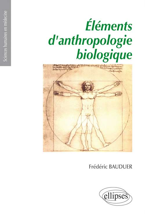 UE7 - Elements d�anthropologie biologique