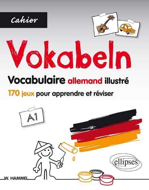 vocabulaire de la dissertation en allemand