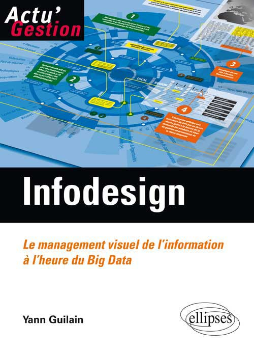 Infodesign. Le management visuel de l'information � l'heure du Big Data