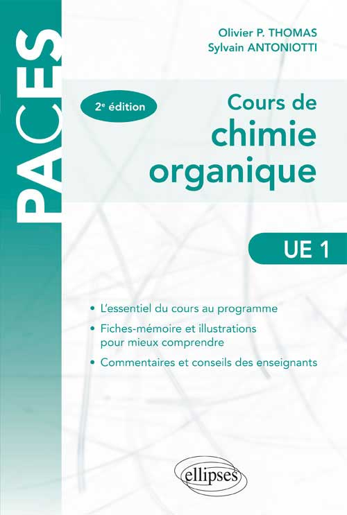COURS CHIMIE ORGANIQUE PHARMACIE PDF