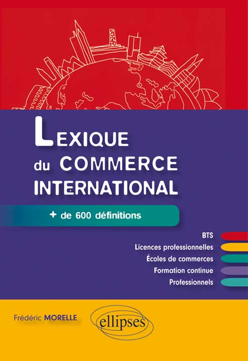 Lexique du commerce international